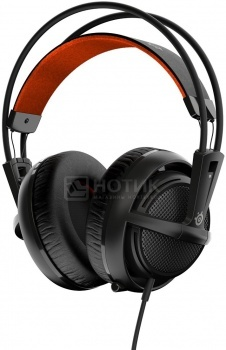 Гарнитура Steelseries Siberia 200, Черный 51133