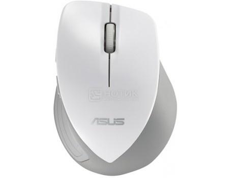 Мышь беспроводная Asus WT465, 1600dpi, Белый 90XB0090-BMU050