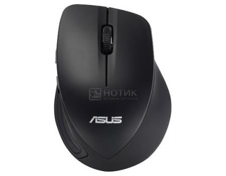 Мышь беспроводная Asus WT465, 1600dpi, Черный 90XB0090-BMU040