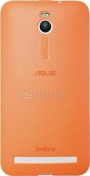 Чехол-бампер для ASUS ZenFone 2/ZenFone GO ZC500TG Bumper Case, Полиуретан, Оранжевый 90XB00RA-BSL3R0 чехол asus бампер для asus zenfone 2 blue