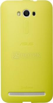 Чехол-бампер для ASUS ZenFone 2/ZenFone GO ZC500TG Bumper Case, Полиуретан, Желтый 90XB00RA-BSL3Q0 чехол asus бампер для asus zenfone 2 blue