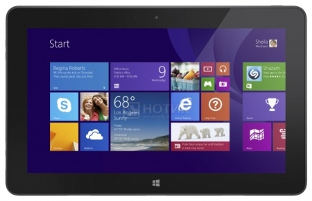 Планшет Dell Venue 11 Pro (MS Windows 8.1 Professional (64-bit)/5Y10c 800MHz/10.8