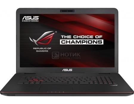 Ноутбук Asus G771JW (17.3 IPS (LED)/ Core i7 4750HQ 2000MHz/ 12288Mb/ HDD 1000Gb/ NVIDIA GeForce® GTX 960M 4096Mb) MS Windows 10 Home (64-bit) [90NB0856-M03330]