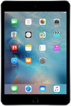 "Фотография товара планшет Apple iPad Mini 4 128Gb Wi-Fi Space Gray (iOS/A8 1500MHz/7.9"" 2048x1536/2048Mb/128Gb/ ) [MK9N2RU/A] (42909)"