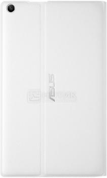Чехол Asus Audio Cover для ZenPad 8, Полиуретан/поликарбонат, Белый 90XB030P-BSL050
