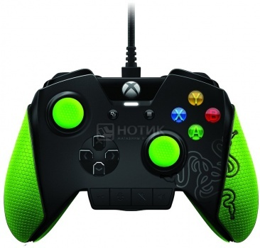Геймпад Razer Wildcat Xbox One, Черный RZ06-01390100-R3M1
