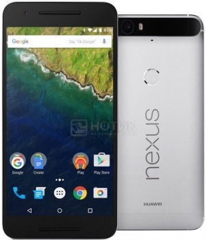 Смартфон Huawei Nexus 6P 32Gb Silver (Android 6.0 (Marshmallow)/MSM8994 2000MHz/5.7