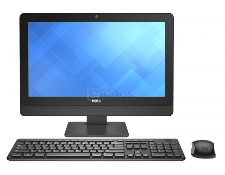 Моноблок Dell Optiplex 3030 (21.5 LED/ Core i5 4590S 3000MHz/ 4096Mb/ HDD 500Gb/ Intel HD Graphics 4600 64Mb) MS Windows 7 Professional (64-bit) [3030-6941]