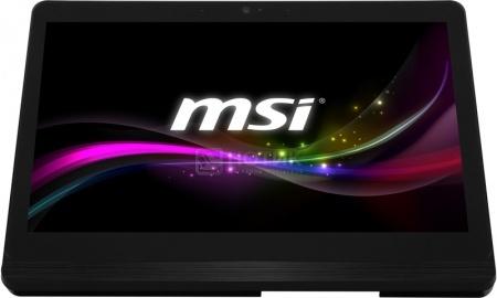 Моноблок MSI AP16 Flex-035RU (15.6 LED/ Celeron Quad Core J1900 2000MHz/ 4096Mb/ HDD 500Gb/ Intel HD Graphics 64Mb) MS Windows 10 Home (64-bit) [9S6-A62213-035]