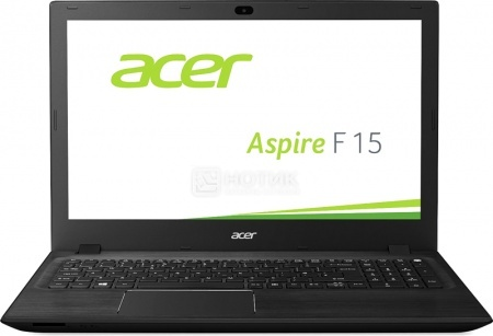 Ноутбук Acer Aspire F5-571G-39DG (15.6 LED/ Core i3 5005U 2000MHz/ 6144Mb/ HDD 1000Gb/ NVIDIA GeForce GT 940M 2048Mb) MS Windows 10 Home (64-bit) [NX.GA4ER.003]