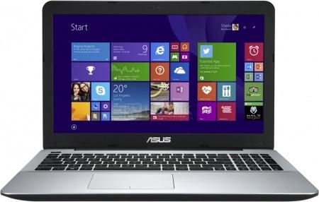 Ноутбук Asus X555LN (15.6 LED/ Core i5 4210U 1700MHz/ 4046Mb/ HDD 500Gb/ NVIDIA GeForce GT 840M 2048Mb) MS Windows 8 (64-bit) [90NB0642-M05630]Asus<br>15.6 Intel Core i5 4210U 1700 МГц 4046 Мб DDR3-1600МГц HDD 500 Гб MS Windows 8 (64-bit), Черный<br>