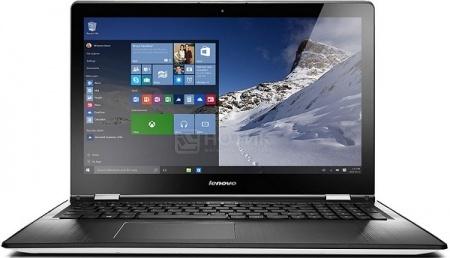 Ультрабук Lenovo IdeaPad Yoga 500-15ISK (15.6 IPS (LED)/ Core i7 6500U 2500MHz/ 8192Mb/ HDD 1000Gb/ NVIDIA GeForce 940M 2048Mb) MS Windows 10 Home (64-bit) [80R6006JRK]Lenovo<br>15.6 Intel Core i7 6500U 2500 МГц 8192 Мб DDR3-1600МГц HDD 1000 Гб MS Windows 10 Home (64-bit), Белый<br>