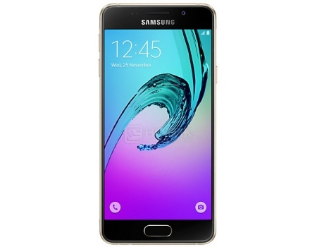 Смартфон Samsung Galaxy A3 SM-A310F Gold (Android 5.1/7578 1500MHz/4.7