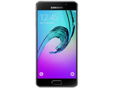 Смартфон Samsung Galaxy A3 SM-A310F Black (Android 5.1/7578 1500MHz/4.7