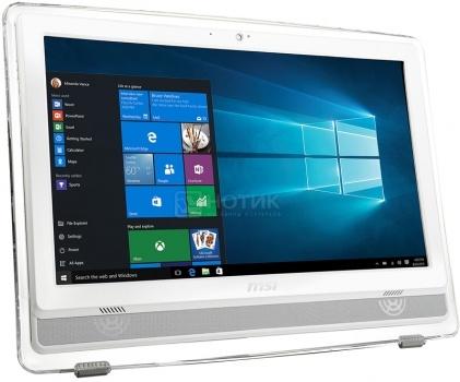 Моноблок MSI Pro 22ET 4BW-009RU (21.5 LED/ Pentium Quad Core N3700 1600MHz/ 4096Mb/ HDD 500Gb/ Intel HD Graphics 64Mb) MS Windows 10 Home (64-bit) [9S6-AC1612-009]