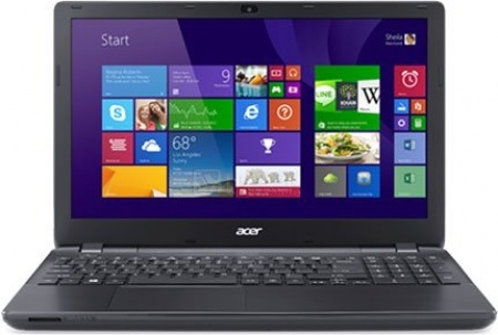 Ноутбук Acer Extensa EX2511G-P41A (15.6 LED/ Pentium Dual Core 3805U 1900MHz/ 4096Mb/ HDD 1000Gb/ NVIDIA GeForce GT 920M 2048Mb) MS Windows 10 Home (64-bit) [NX.EF9ER.018]