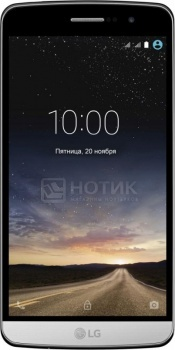 Смартфон LG Ray X190 Black Silver (Android 5.1/MT6592M 1400MHz/5.5