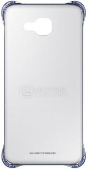 Чехол-накладка Samsung Clear Cover для Samsung Galaxy A710F, Поликарбонат, Черный EF-QA710CBEGRU