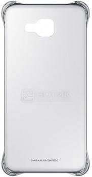 Чехол-накладка Samsung Clear Cover для Samsung Galaxy A710F, Поликарбонат, Серебристый EF-QA710CSEGRU