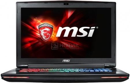 Ноутбук MSI GT72S 6QE-827RU Dominator Pro G (17.3 IPS (LED)/ Core i7 6820HK 2700MHz/ 16384Mb/ HDD+SSD 1000Gb/ NVIDIA GeForce GTX 980M 4096Mb) MS Windows 10 Home (64-bit) [9S7-178211-827]