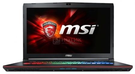 Ноутбук MSI GE72 6QE-269RU Apache Pro (17.3 IPS (LED)/ Core i5 6300HQ 2300MHz/ 16384Mb/ HDD 1000Gb/ NVIDIA GeForce® GTX 965M 2048Mb) MS Windows 10 Home (64-bit) [9S7-179541-269] от Нотик