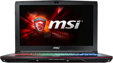 Ноутбук MSI GE62 6QE-464XRU Apache Pro (15.6 LED (с широкими углами обзора IPS - level)/ Core i5 6300HQ 2300MHz/ 8192Mb/ HDD 1000Gb/ NVIDIA GeForce GTX 965M 2048Mb) Free DOS [9S7-16J512-464]