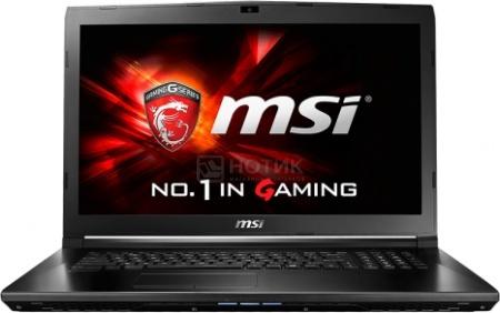 Ноутбук MSI GL72 6QD-007XRU (17.3 LED/ Core i5 6300HQ 2300MHz/ 8192Mb/ HDD 1000Gb/ NVIDIA GeForce GTX 950M 2048Mb) Free DOS [9S7-179675-007]