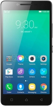 Смартфон Lenovo A6010 Red (Android 5.0/MSM8916 1200MHz/5.0