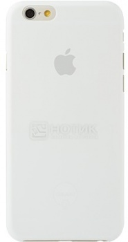 Чехол-накладка для iPhone 6 Ozaki O!coat 0.3 Jelly OC555TR Пластик, Прозрачный от Нотик
