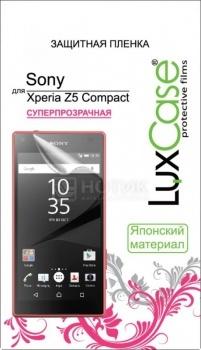 Защитная пленка LuxCase для Sony Xperia Z5 Compact Суперпрозрачная 81138