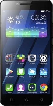 Смартфон Lenovo A6010 Plus Black (4G LTE) в Санкт-Петербурге
