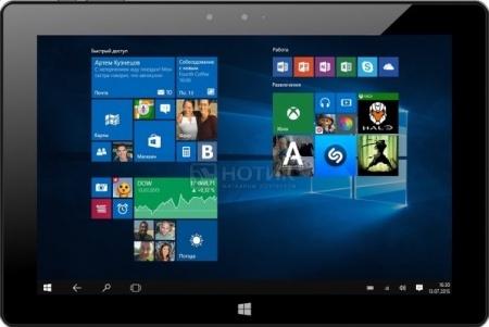 "Планшет IRBIS TW40 (MS Windows 10 Home (32-bit)/Z3735F 1800MHz/10.1"" (1280x800)/1024Mb/32Gb/ ) [TW40] от Нотик"