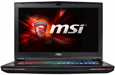 Ноутбук MSI GT72 6QD-845XRU Dominator G (17.3 LED/ Core i7 6700HQ 2600MHz/ 8192Mb/ HDD 1000Gb/ NVIDIA GeForce® GTX 970M 3072Mb) Free DOS [9S7-178211-845]