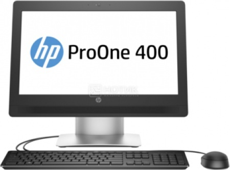 Моноблок HP ProOne 400 G2 (20.0 IPS (LED)/ Pentium Dual Core G4400T 2900MHz/ 4096Mb/ HDD 500Gb/ Intel HD Graphics 510 64Mb) MS Windows 10 Professional (64-bit) [T4R54EA]