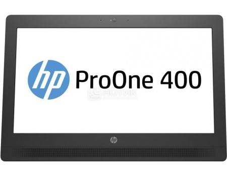Моноблок HP ProOne 400 G2 (20.0 IPS (LED)/ Pentium Dual Core G4400T 2900MHz/ 4096Mb/ HDD 1000Gb/ Intel HD Graphics 510 64Mb) Free DOS [T4R41EA]