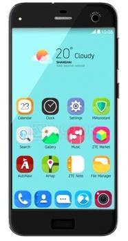 "Смартфон ZTE Blade S7 (Blade S7/MSM8939 1500MHz/5.0"" (1920x1080)/3072Mb/32Gb/4G LTE 3G (EDGE, HSDPA, HSPA+)) [Blade S7 black] от Нотик"