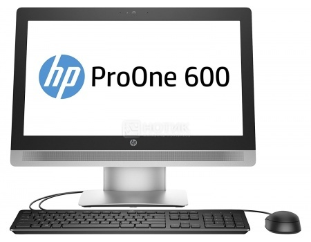 Моноблок HP ProOne 600 G2 (21.5 IPS (LED)/ Core i5 6500 3200MHz/ 8192Mb/ Hybrid Drive 1000Gb/ Intel HD Graphics 530 64Mb) MS Windows 10 Professional (64-bit) [P1G99EA]
