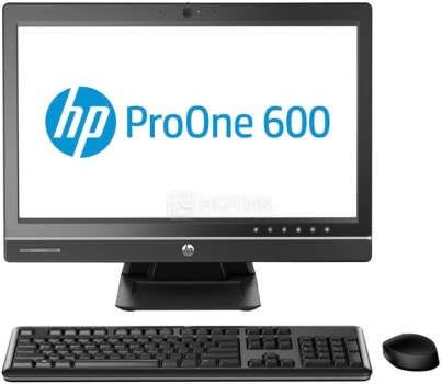 Моноблок HP ProOne 600 G2 (21.5 IPS (LED)/ Core i3 6100 3200MHz/ 4096Mb/ HDD 500Gb/ Intel HD Graphics 530 64Mb) MS Windows 10 Professional (64-bit) [T4J58EA]