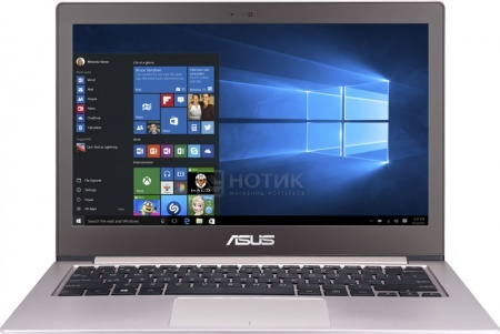 Ультрабук ASUS Zenbook Pro UX303UB (13.3 IPS (LED)/ Core i5 6200U 2300MHz/ 8192Mb/ HDD 1000Gb/ NVIDIA GeForce 940M 2048Mb) MS Windows 10 Professional (64-bit) [90NB08U1-M02950]