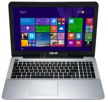Ноутбук Asus K555LI (15.6 LED/ Core i3 4005U 1700MHz/ 4096Mb/ HDD 500Gb/ AMD Radeon R5 M320 2048Mb) Free DOS [90NB0982-M01310]