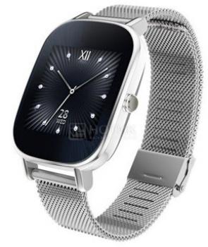 Смарт-часы ASUS ZenWatch 2  Silver, Серебристый WI502Q-1MSIL0011 90NZ0033-M00460 от Нотик
