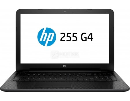 Ноутбук HP 255 G4 (15.6 LED/ E-Series E1-6015 1400MHz/ 4096Mb/ HDD 500Gb/ AMD Radeon R2 series 64Mb) Free DOS [M9T13EA]