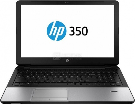 Ноутбук HP 350 G2 (15.6 LED/ Core i5 5200U 2200MHz/ 4096Mb/ HDD 500Gb/ AMD Radeon R5 M240 2048Mb) MS Windows 7 Professional (64-bit) [K9H88EA]HP<br>15.6 Intel Core i5 5200U 2200 МГц 4096 Мб DDR3-1600МГц HDD 500 Гб MS Windows 7 Professional (64-bit), Серебристый<br>