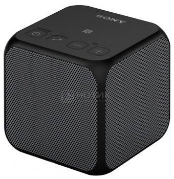 Колонка Sony NFC, Bluetooth, 10Вт, Чёрный SRS-X11