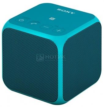 Колонка Sony NFC, Bluetooth, 10Вт, Синий SRS-X11