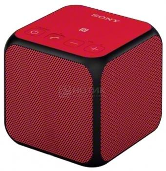 Колонка Sony NFC, Bluetooth, 10Вт, Красный SRS-X11
