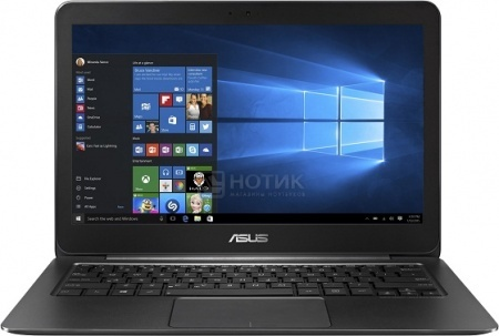 Ультрабук ASUS Zenbook UX305CA (13.3 IPS (LED)/ Core M5 6Y54 1100MHz/ 8192Mb/ SSD 256Gb/ Intel HD Graphics 515 64Mb) MS Windows 10 Home (64-bit) [90NB0AA3-M06280]