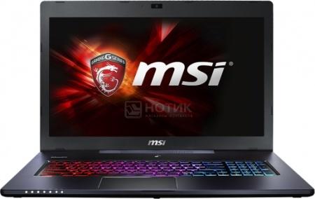 Ноутбук MSI GS70 6QD-070XRU Stealth Pro (17.3 LED/ Core i7 6700HQ 2600MHz/ 8192Mb/ HDD+SSD 1000Gb/ NVIDIA GeForce GTX 965M 2048Mb) Free DOS [9S7-177611-070]