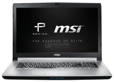Ноутбук MSI PE70 6QD-245XRU (17.3 IPS (LED)/ Core i5 6300HQ 2600MHz/ 8192Mb/ HDD 1000Gb/ NVIDIA GeForce GTX 950M 2048Mb) Free DOS [9S7-179542-245]