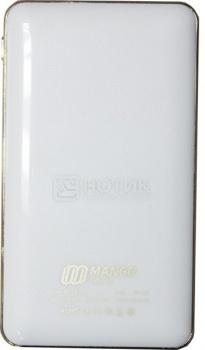 Аккумулятор Mango Device MP-8000, 8000 мАч, 5V, 2A , Белый MP-8000WT